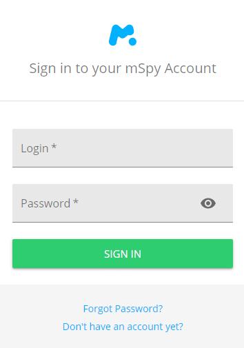 mspy_kullanici_giriş_sayfasi